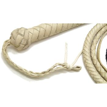 Кнут Snake 2 м. из светлой сыромяти