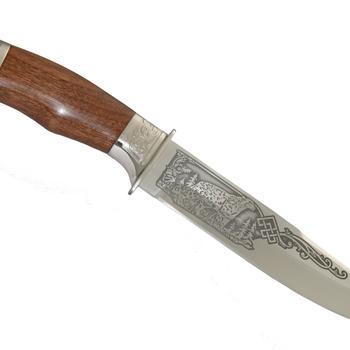 Охотничий Нож Турист-1 (100Х13М, орех) фото